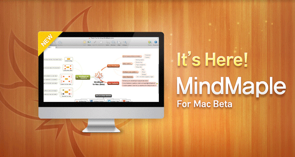 WatFile.com Download Free MindMaple for Mac (Beta) Available for Download